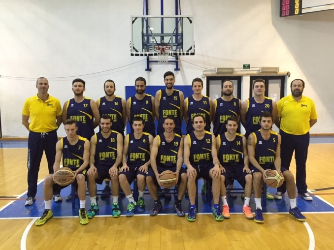ROSTER STAGIONE 2014/2015 - A.P.D. Fonte Roma Eur