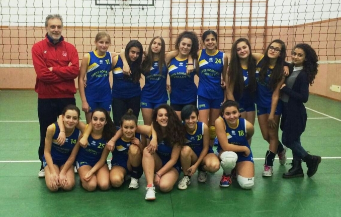 ROSTER STAGIONE 2015/2016 - A.P.D. Fonte Roma Eur