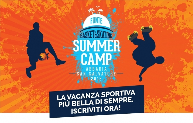 FONTE SUMMER CAMP 2016 - A.P.D. Fonte Roma Eur